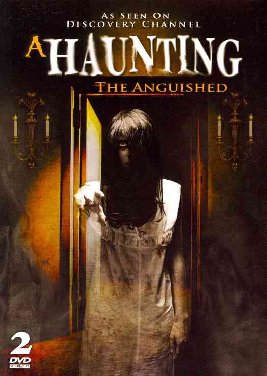 HAUNTING:ANGUISHED BY HAUNTING (DVD)