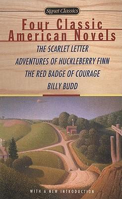 4 Classic American Novels By Hawthorne, Nathaniel/ Twain, Mark/ Crane, Stephen/ Melville, Herman/ Newman, Sandra (INT)