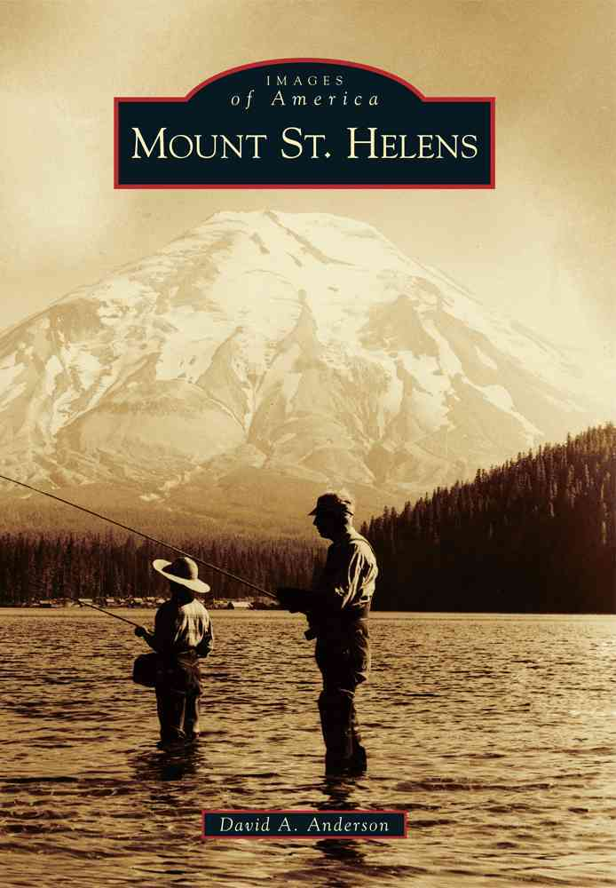 Mount St. Helens By Anderson, David A.